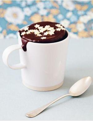 Recettes de mug cakes