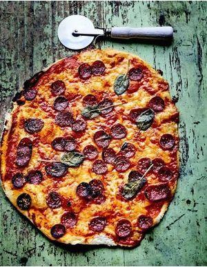 Recettes de pizzas à la viande