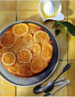 Recettes aux oranges