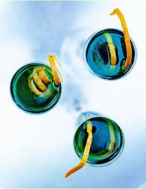 Recettes de cocktails au champagne