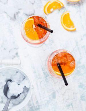 Recettes de cocktails à l'Aperol