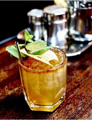 Recettes de cocktails à la menthe