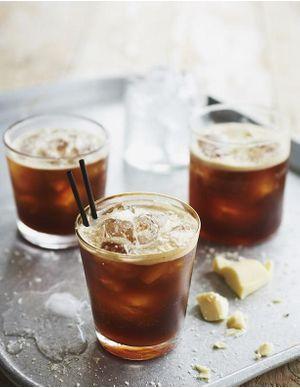 Recettes de cocktails au café
