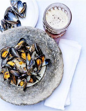 Recettes de fruits de mer