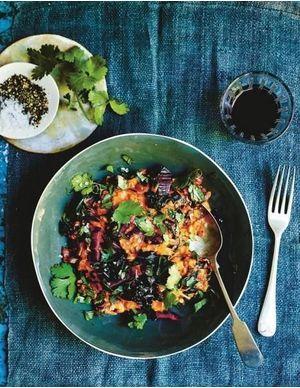 Recettes de poêlées de légumes