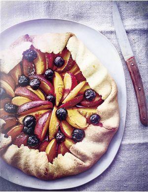 Recettes de tartes aux fruits