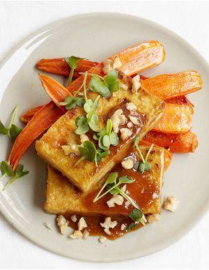Recettes de tofu