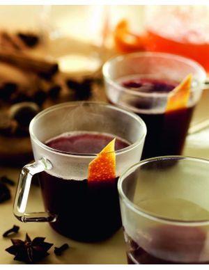 Recettes de vin chaud