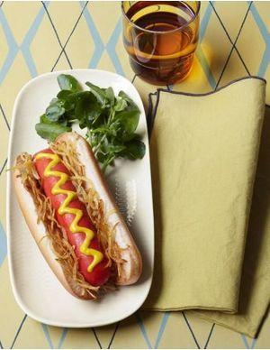 Recettes de hot dog