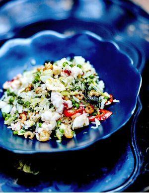 Recettes de riz sauté