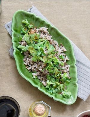 Recettes de salades de riz