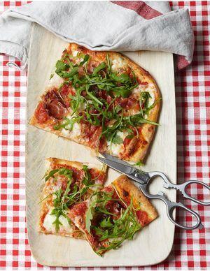 Recettes de pizzas