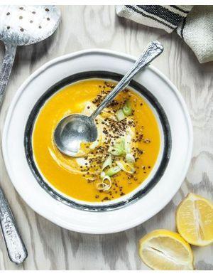 Recettes de soupes froides