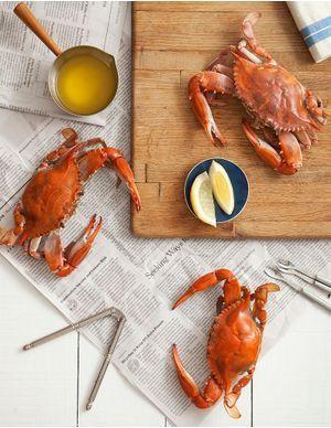 Crabe de Noël