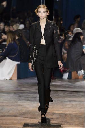 Défilé Défilé Haute Couture SS16 Dior Haute couture printemps ete 2016 Paris