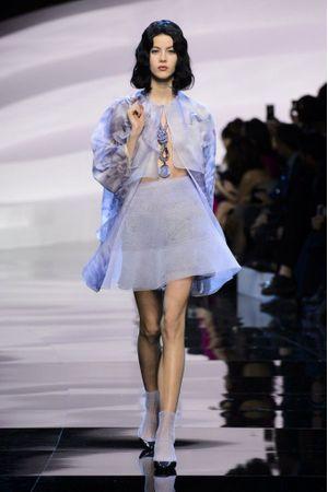 Défilé Défilé Giorgio Armani haute couture SS16 Haute couture printemps ete 2016 Paris