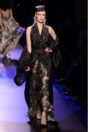Défilé défilé Jean Paul Gaultier haute couture SS16 Haute couture printemps ete 2016 Paris