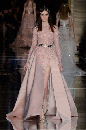 Défilé Défilé Zuhair Murad haute couture SS16 Haute couture printemps ete 2016 Paris