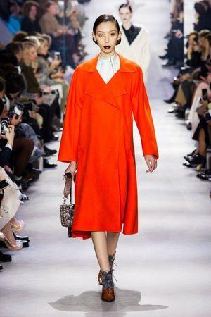 Défilé Dior Pret a porter Automne hiver 2016 17 Dior