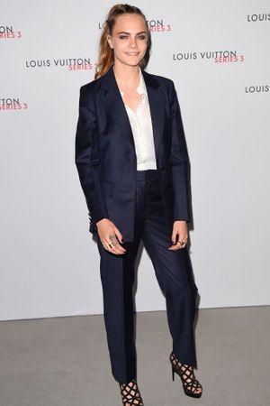 Cara Delevingne et Selena Gomez font la fête chez Louis Vuitton !