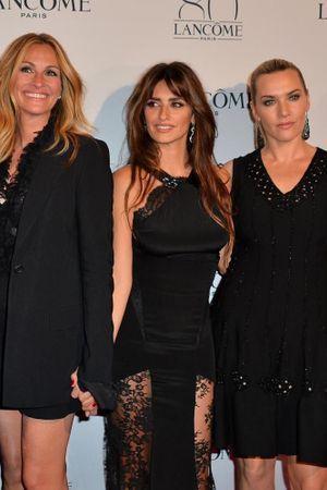 Julia Roberts, Kate Winslet, Penelope Cruz... Toutes réunies pour les 80 ans de Lancôme !