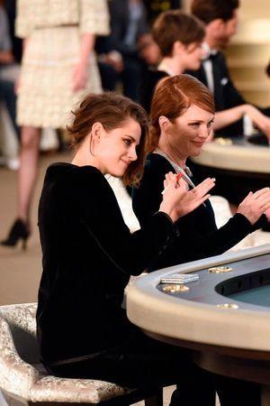 Les stars font leurs jeux au casino Chanel !