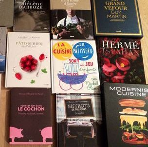 Cookbooks de Noel les experts passent a table