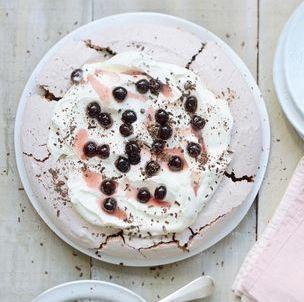 La pavlova, le nouveau dessert addictif sans gluten