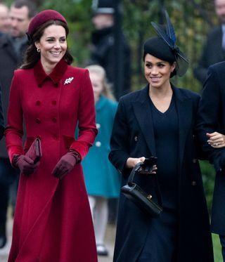 Kate Middleton et Meghan Markle : elles partagent le même soin anti-âge
