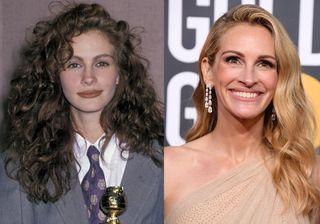 Avant / après : les stars aux Golden Globes de leurs débuts à maintenant
