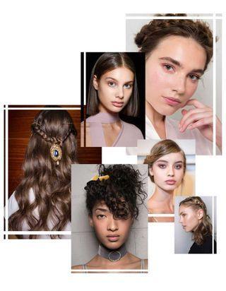 30 coiffures de Noël pour rayonner toute la soirée