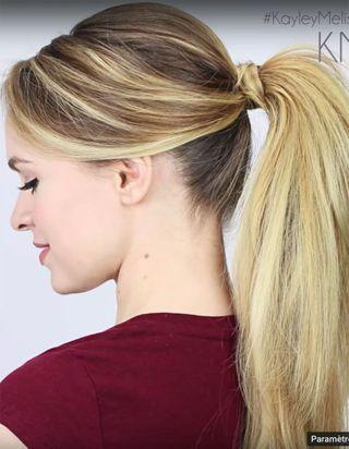 8 tutos coiffures pour les cheveux longs