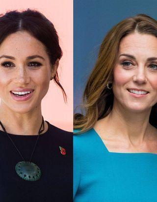 Meghan Markle et Kate Middleton accros au botox bio