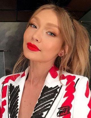 Gigi Hadid a trouvé le make-up qu'on voudra toutes pour les fêtes