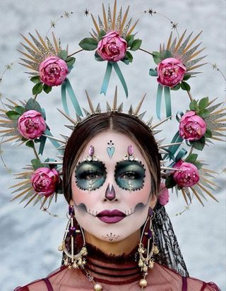 15 maquillages Dia De Los Muertos à copier