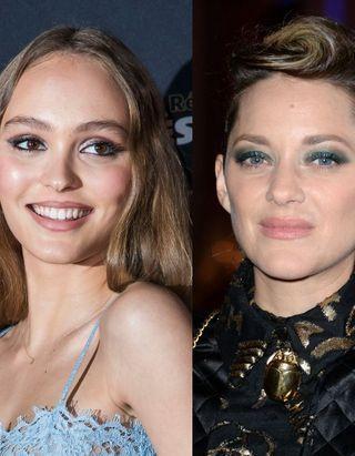Lily-Rose Depp & Marion Cotillard : duo sexy et glamour au dîner des Révélations des César 2019