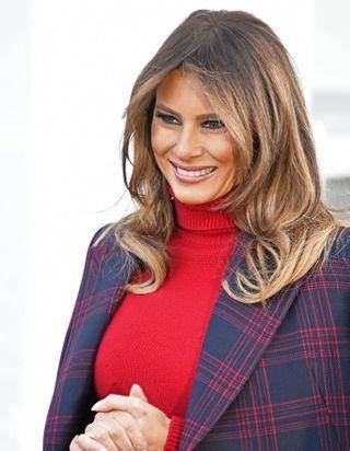 Melania Trump : la ressemblance avec sa s?ur Ines Knauss est incroyable