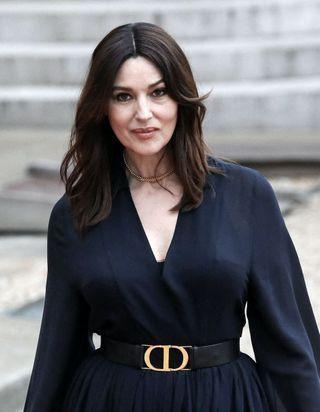 Monica Bellucci et Deva Cassel : un duo éclatant de beauté à Venise