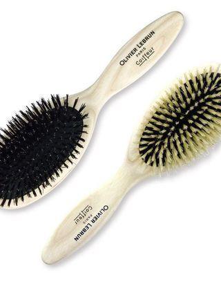 #ELLEBeautyCrush : la « Brosse de Soin » d'Olivier Lebrun, pour une sublime chevelure