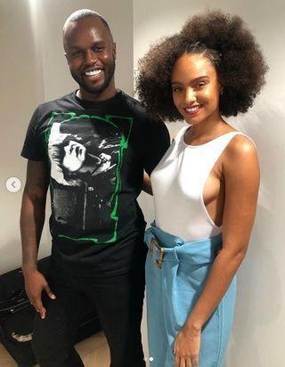 #ELLEyétait : à la Masterclass Dyson avec Jawara Wauchope, le coiffeur des stars
