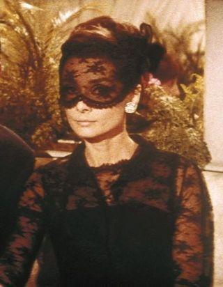 Audrey Hepburn : son make-up pailleté le plus iconique