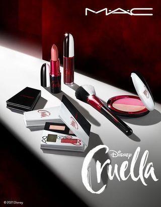 #ELLEBeautyCrush : la nouvelle collection M.A.C inspirée par Cruella d'Enfer