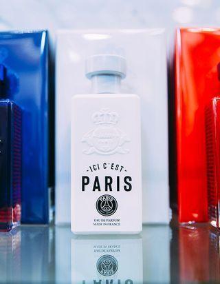 #ELLEBeautyCrush : la collaboration Paris Saint Germain x Al Jazeera Perfumes