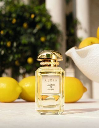 #ELLEBeautyCrush : La collection AERIN Lemon Di Sicilia, une infusion de soleil