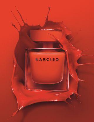 #ELLEBeautyCrush : Narciso Rouge, la nouvelle eau de parfum de Narciso Rodriguez
