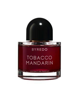 #ELLEBeautyCrush : Tobacco Mandarin de Byredo, notre parfum obsession de l'automne