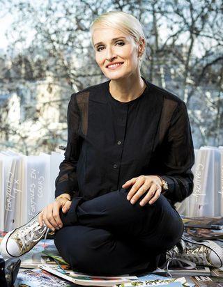 Mathilde Laurent, nez chez Cartier : « avant, la presse ne parlait que des hommes »