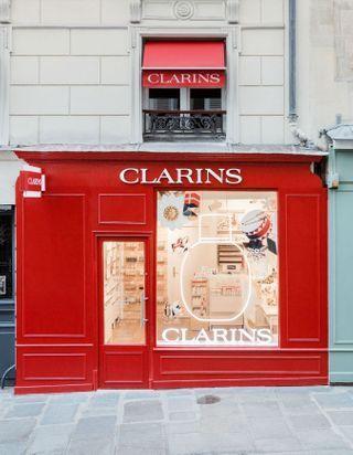 #ELLEBeautySpot : La nouvelle boutique Clarins au cœur du Marais