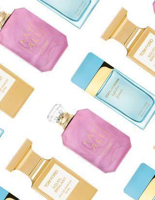 Les plus beaux parfums légers de l'été 2021