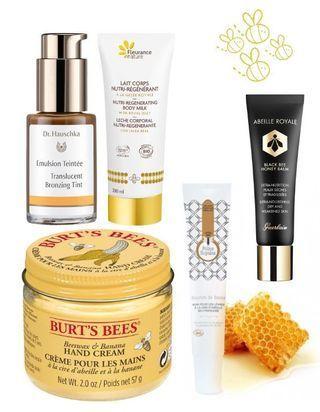 Tout savoir sur les cosmétiques à la cire d'abeille
